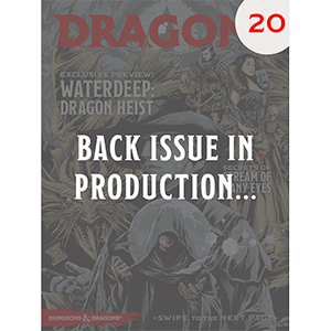 Dragon+ Issue 20