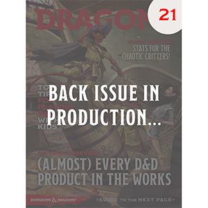 Dragon+ Issue 21