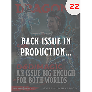 Dragon+ Issue 22