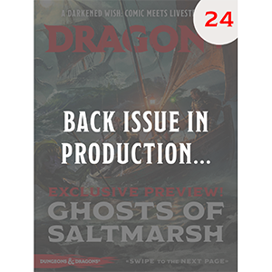 Dragon+ Issue 24