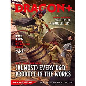 Dragon+ Issue 21