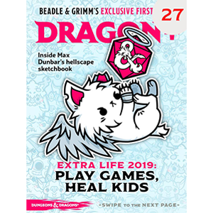 Dragon+ Issue 27