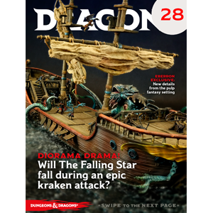 Dragon+ Issue 28