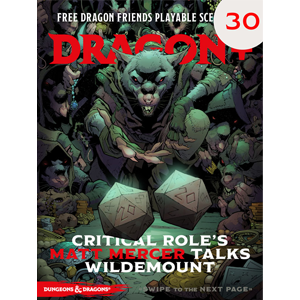 Dragon+ Issue 30