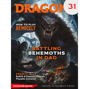Dragon+ Issue 31
