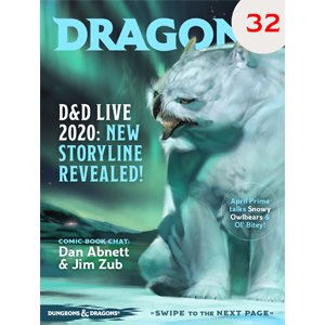 Dragon+ Issue 32