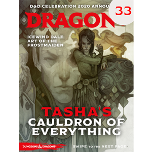Dragon+ Issue 33