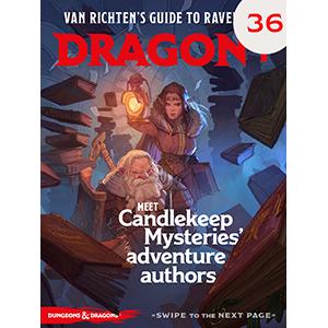 Dragon+ Issue 36