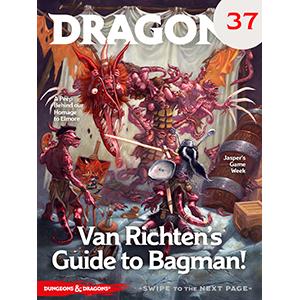 Dragon+ Issue 37