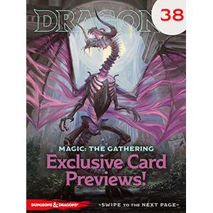 Dragon+ Issue 38