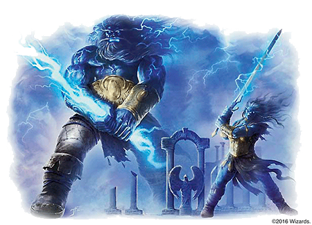 Monsters -- Storm Giants   Dungeons & Dragons
