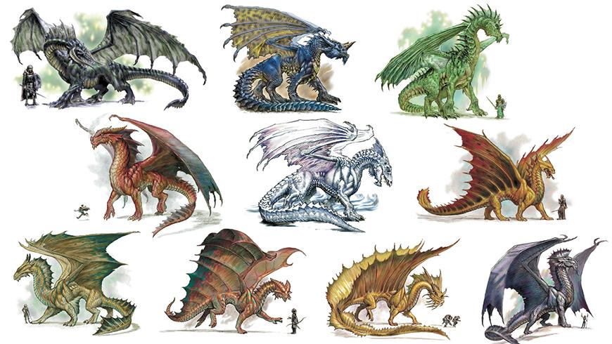 Draco Historia | Dungeons & Dragons