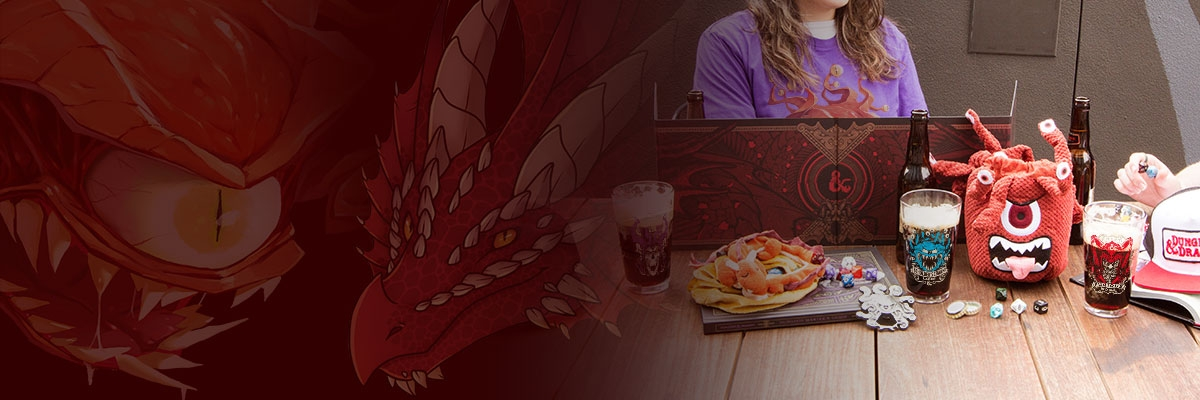 Merchandise | Dungeons & Dragons