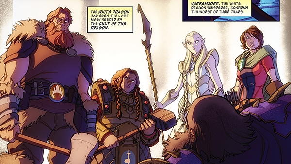 Tyranny of Dragons: Online Panel #8