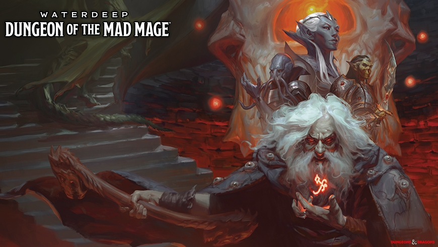 Wallpaper_Dungeon of the Mad Mage