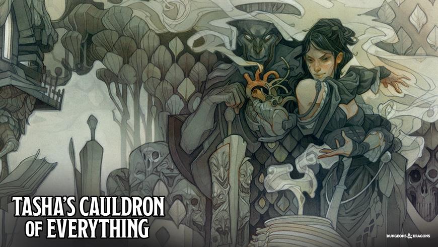 Tasha's Cauldron of Everything Set 2
