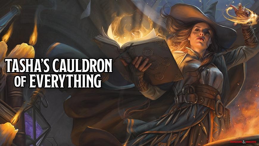 Tasha's Cauldron of Everything Set 1