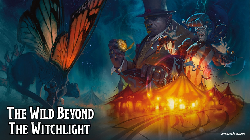 The Wild Beyond the Witchlight Wallpaper 1