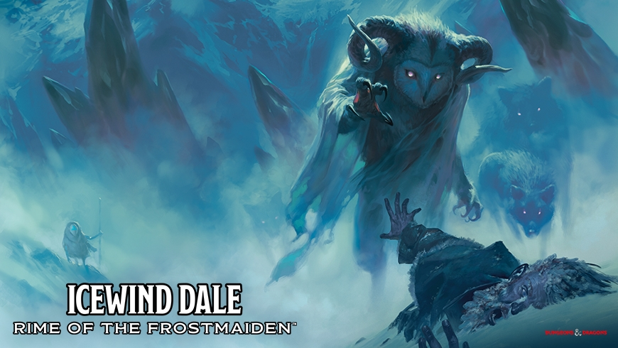 Icewind Dale: Rime of the Frostmaiden Set 1