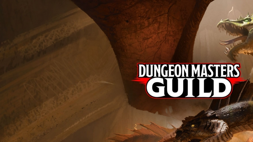 Dungeon Masters Guild Adepts