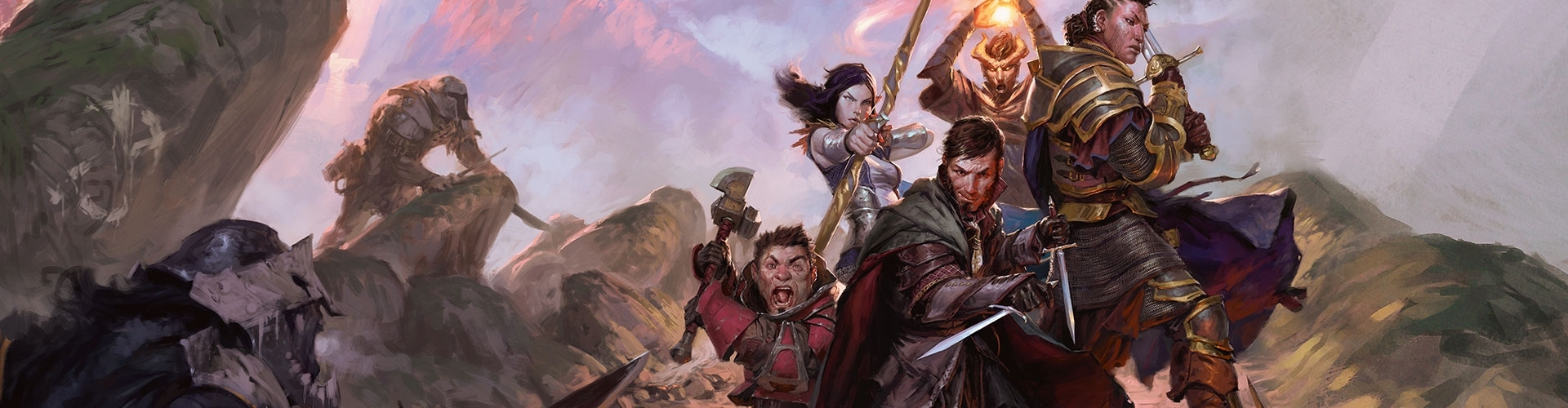 High Rollers on Streaming D&D