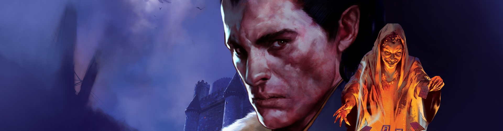 Chris Perkins and Tracy Hickman on Curse of Strahd