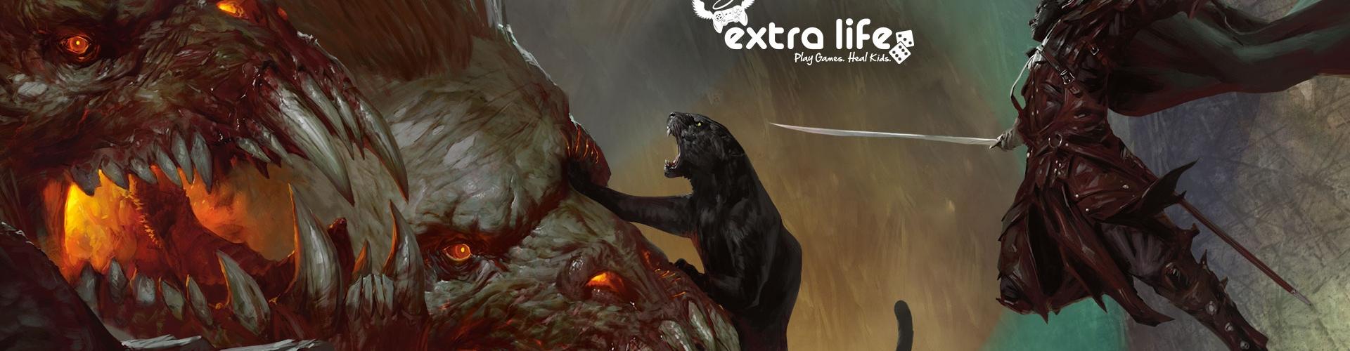D&D Extra Life Update