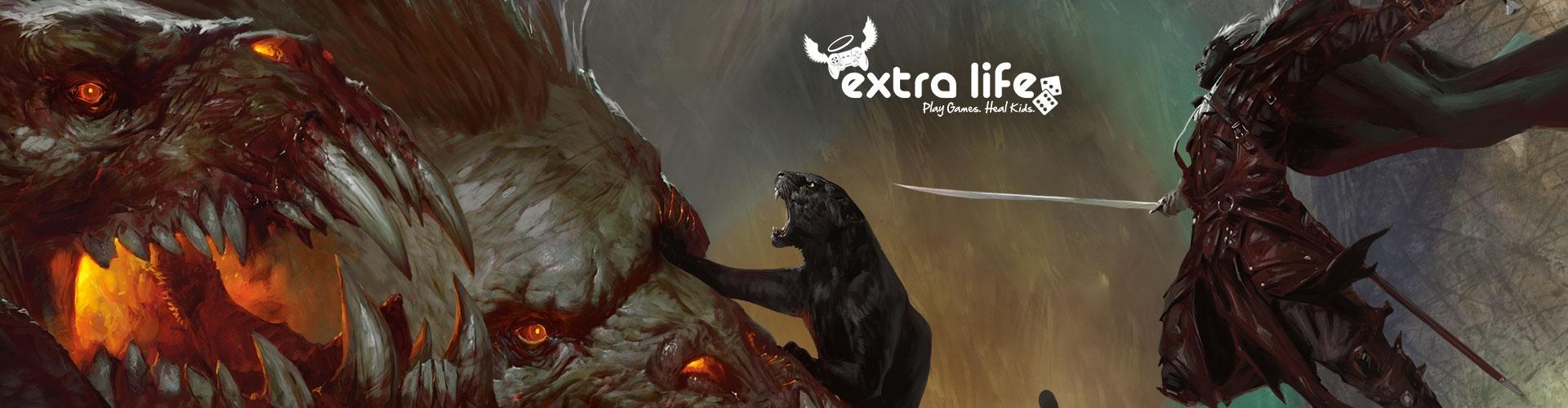 D&D Extra Life