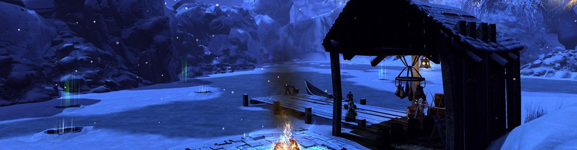 Winter Festival Returns to Neverwinter