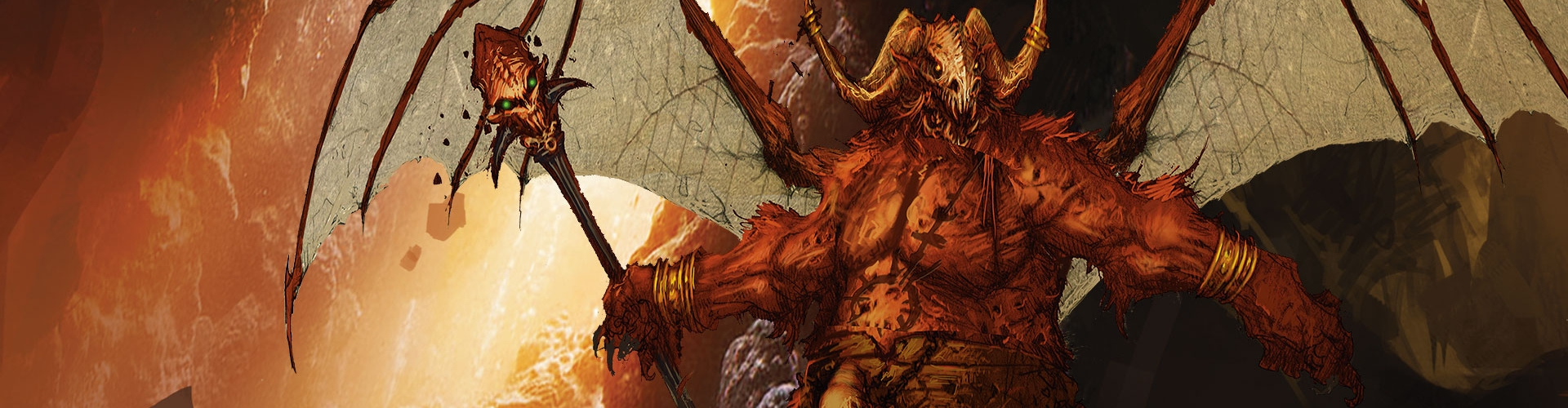 Nine Ways to Kick Off Your Rage of Demons Campaign