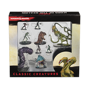 Icons of the Realms: Classic Creatures Box Set