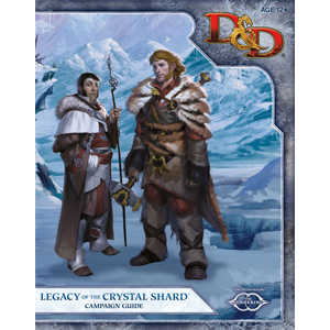 Legacy of the Crystal Shard