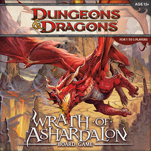 Wrath of Ashardalon Board Game