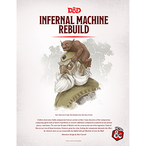 Infernal Machine Rebuild