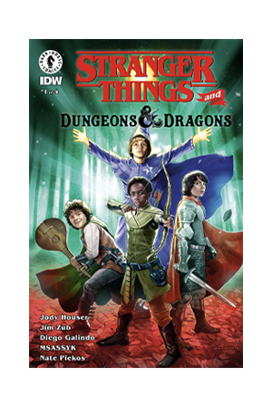 Stranger Things and Dungeons & Dragons | Dungeons & Dragons