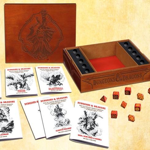 Original Dungeons & Dragons RPG