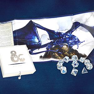 D&D Sapphire Anniversary Dice Set