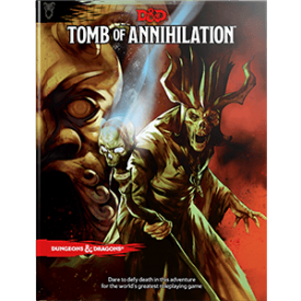 Tomb of Annihilation: Dungeons and Dragons -  Wizards of the Coast