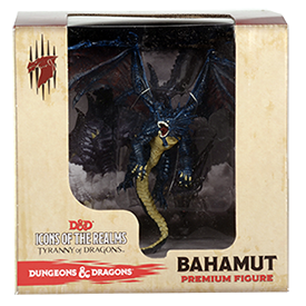 D&D Icons of the Realms: Bahamut