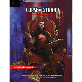 Dungeons and Dragons Curse of Strahd -  Wizards of the Coast