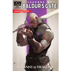 Legends of Baldur's Gate