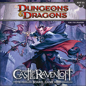 Castle Ravenloft Board Game
