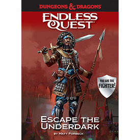 Escape the Underdark
