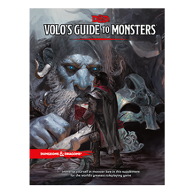 Volos Guide to Monsters -  Wizards of the Coast