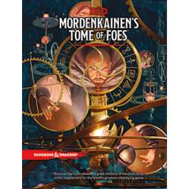 Mordenkainens Tome of Foes -  Wizards of the Coast
