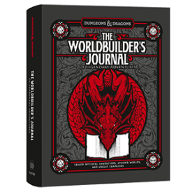 The Worldbuilder's Journal