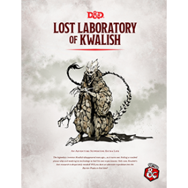Lost Laboratory of Kwalish