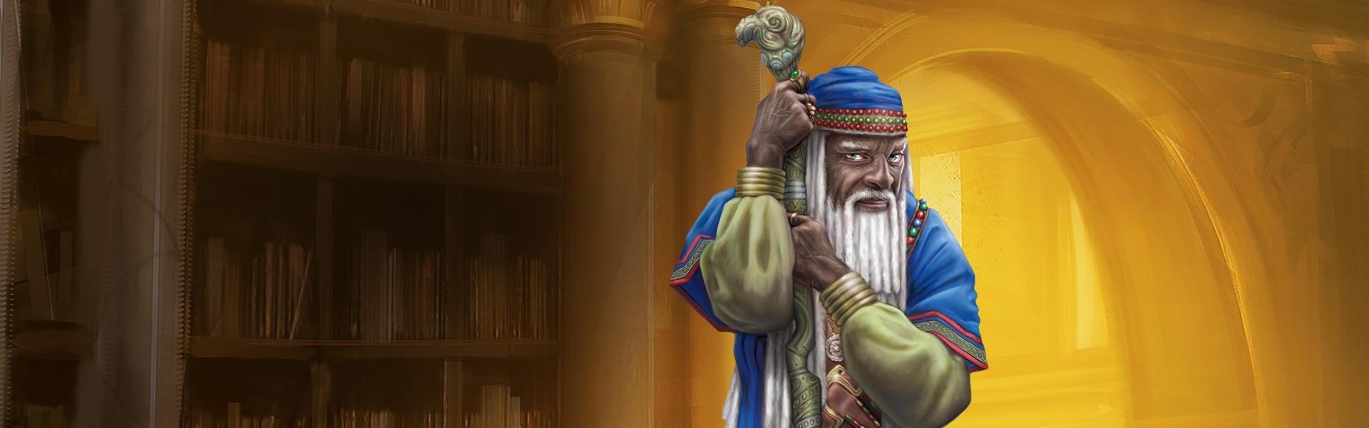 Classes -- Wizard