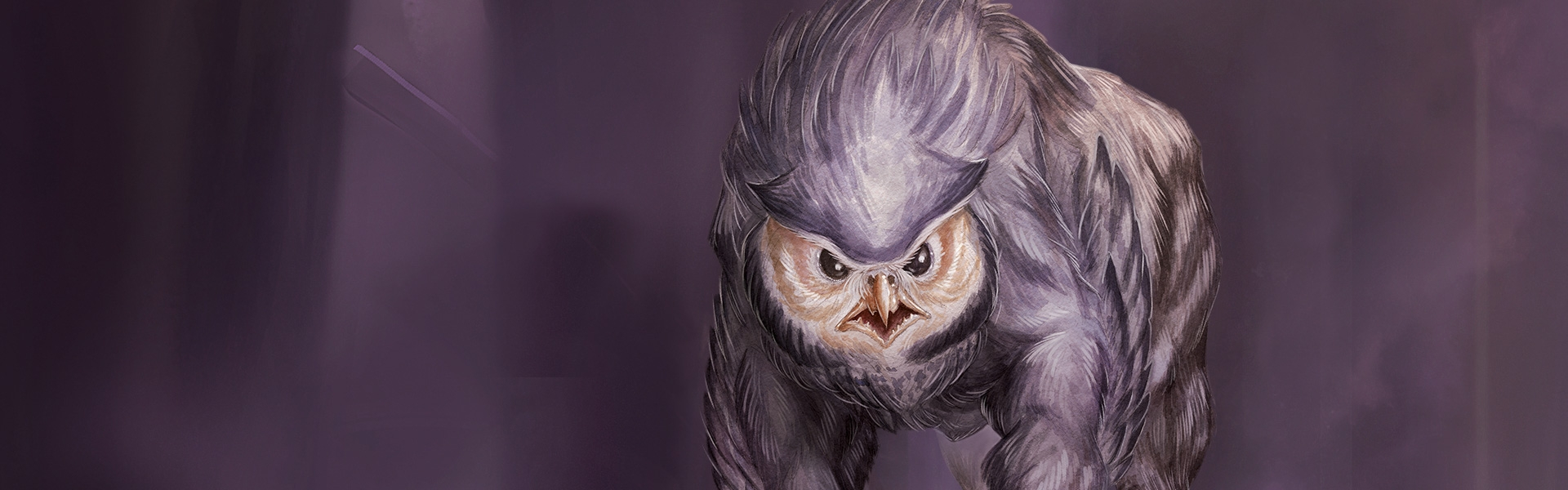 Monsters -- Owlbear