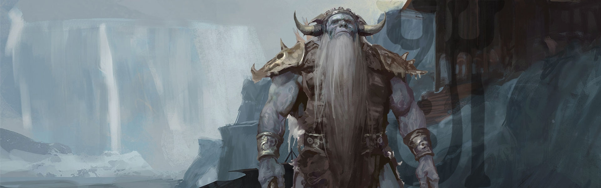 Monsters -- Frost Giants